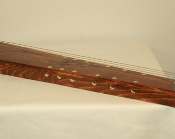 Lap Steel Guitar   ( 4 String Electric Plezo Element Pickup )