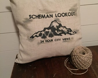Lookout Pillow Cover
