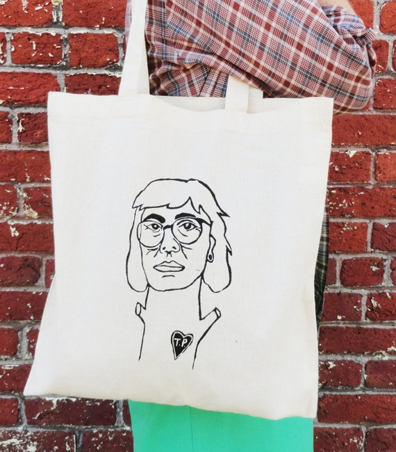 Log Lady - Tote