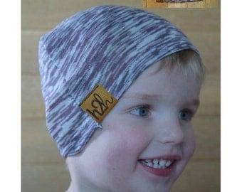 Purple Knit Child