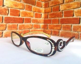 Swarovski reading glasses +1.25