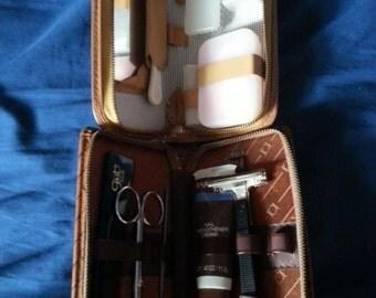 Vintage Travel Grooming Kits