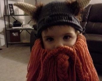 Viking Beanie - Kids