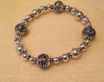 Silver Bracele