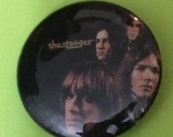 """1"""" The Stooges Button"""