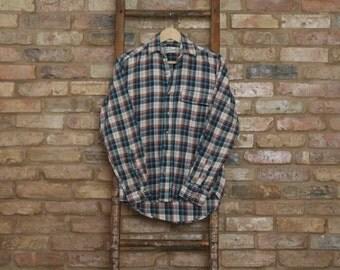Vintage Oversized Flannel