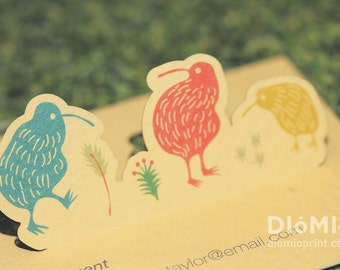 Bird Business Cards (FREE shipping)