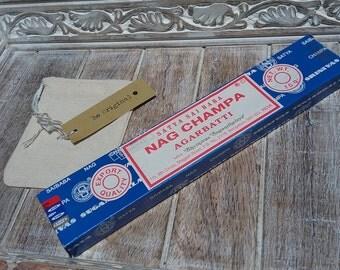 Nag Champa Agarbatti Satya Sai Baba 15g (12 sticks)