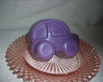 Purple Car Bath Soap Cocoa Butter