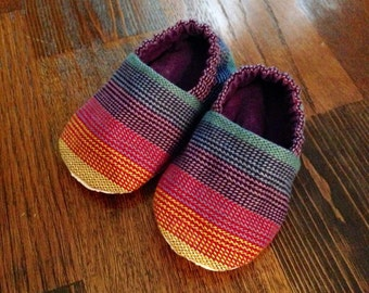 Baby- and Toddler soft sole shoes