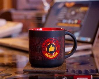 Bultaco Motorcycle Coffee Mug