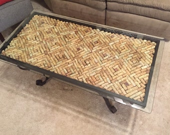 Made to Order Glass Table Insert