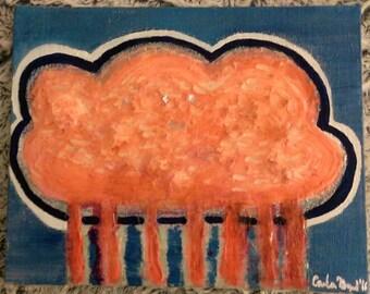 Acid Rain Cloud