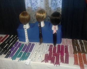 motorcycle hair wrap, leather hair wrap,motorcycle hair ,leather hair accessories, motorcycle accessories, hair wrap