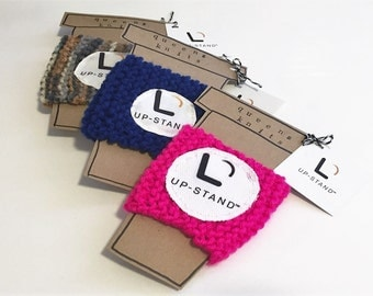 UP-STAND Cup Cozies