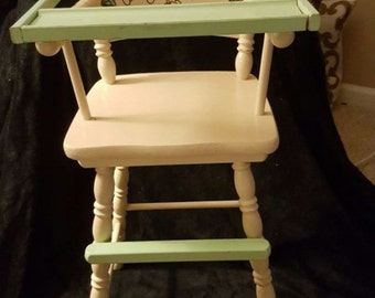 Rare 1983 Cabbage Patch Highchair