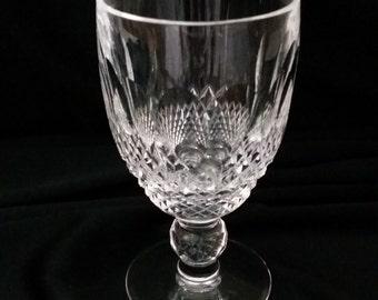 Waterford Irish Crystal Short Stem Claret