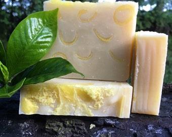 Gardenia Soap Handmade Soap Summer Soap