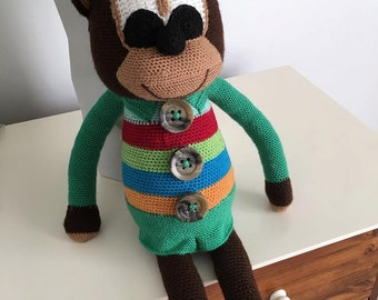 Hugo The Monkey
