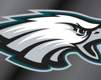 Philadelphia Eagles Vinyl Decal Sticker