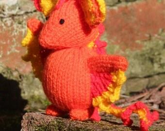 Phoenix Mouse Toy
