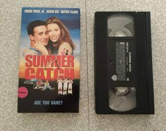 Summer Catch -VHS- Freddie Prinze Jr - Jessica Beil