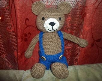Amigurumi toy Bear