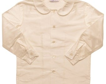 liberty print hand smocked baby dress by suehillclothing