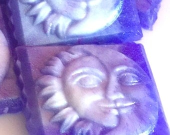 Moon Sun Lavender Soap