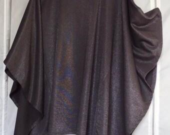 Black Bat Wing Top - Yemaja's Closet by Yemaja S. Maat