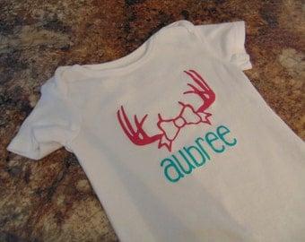 Baby name shirt