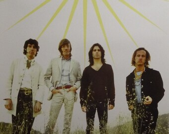 The Doors 23x35 Waiting For The Sun Music Poster Jim Morrison
