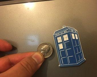 TARDIS magnet