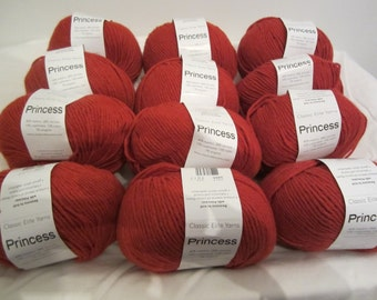 Princess by Classic Elite Yarns - with Merino, Cashmere & Angora