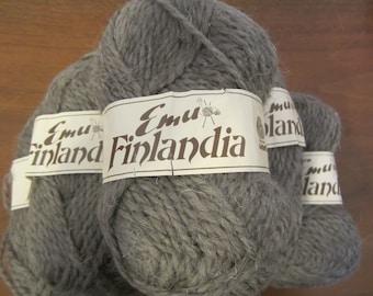 Finlandia by Emu - 100% wool - made in Finland