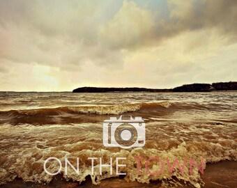 Lake Waves Photo