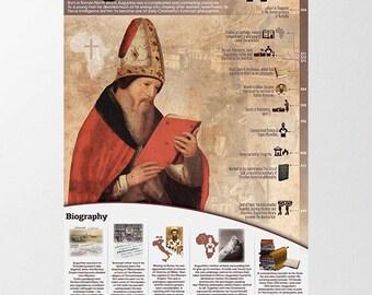St. Augustine of Hippo Bio