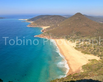 Tomaree national park Northern NSW Australia