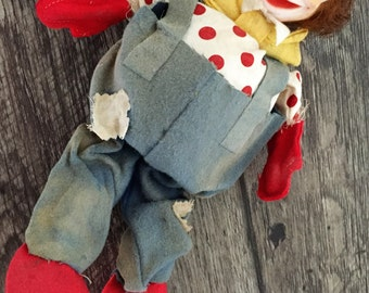 Creepy Clown Doll