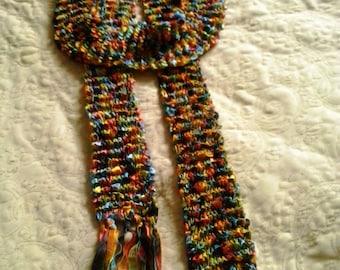 Jazzy scarf
