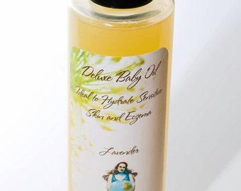 Organic Deluxe Baby Oil