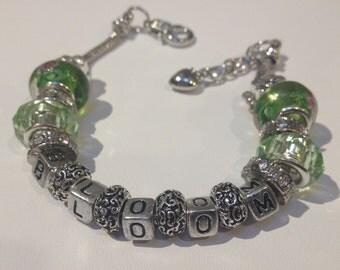 Bracelet - Word BLOOM
