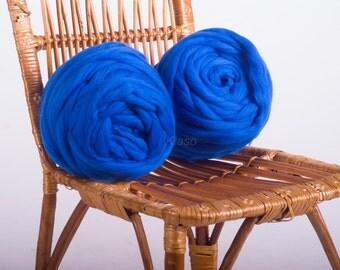 Super chunky yarn Super bulky yarn Handspun yarn 1000g/2.2lbs  Merino Wool 24 microns Chunky yarn Bulky yarn Giant yarn Super bulky yarn