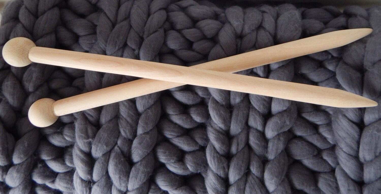 Us Knitting Needles Mm : Us knitting needles mm wooden big