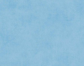 Riley Blake Designs c200 36 Cotton Shade Dusk - Baby Blue Fabric Solid Material - Baby Boy Fabric by the Yard - Woven Cotton Fabric Yardage