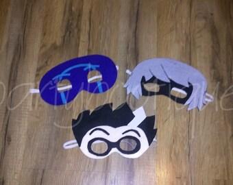 party pack of 10, 15, or 20,superhero inspireded pj masks mask