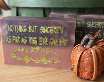 The Great Pumpkin Goat's Milk Halloween Soap