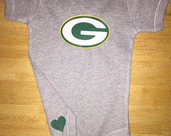 Greenbay Packers Onesie
