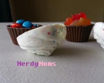 Chocolate Stuffed Cupcakes