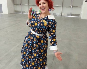 Miss Frizzle Costume, Halloween, Miss Frizzle, Adult Costume, Mrs.Frizzle, Women's Clothing, Girls
